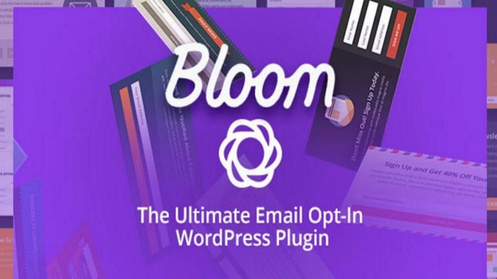 Bloom popups